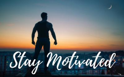 Keep your motivation high